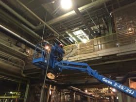 Industrial dust collection