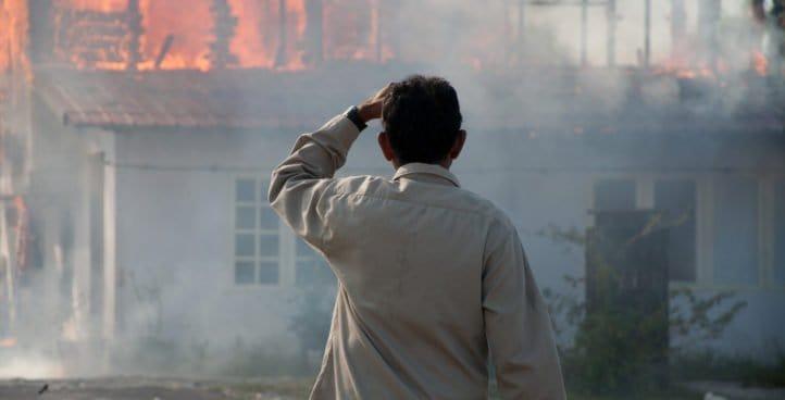 SMOKE & FIRE DAMAGE