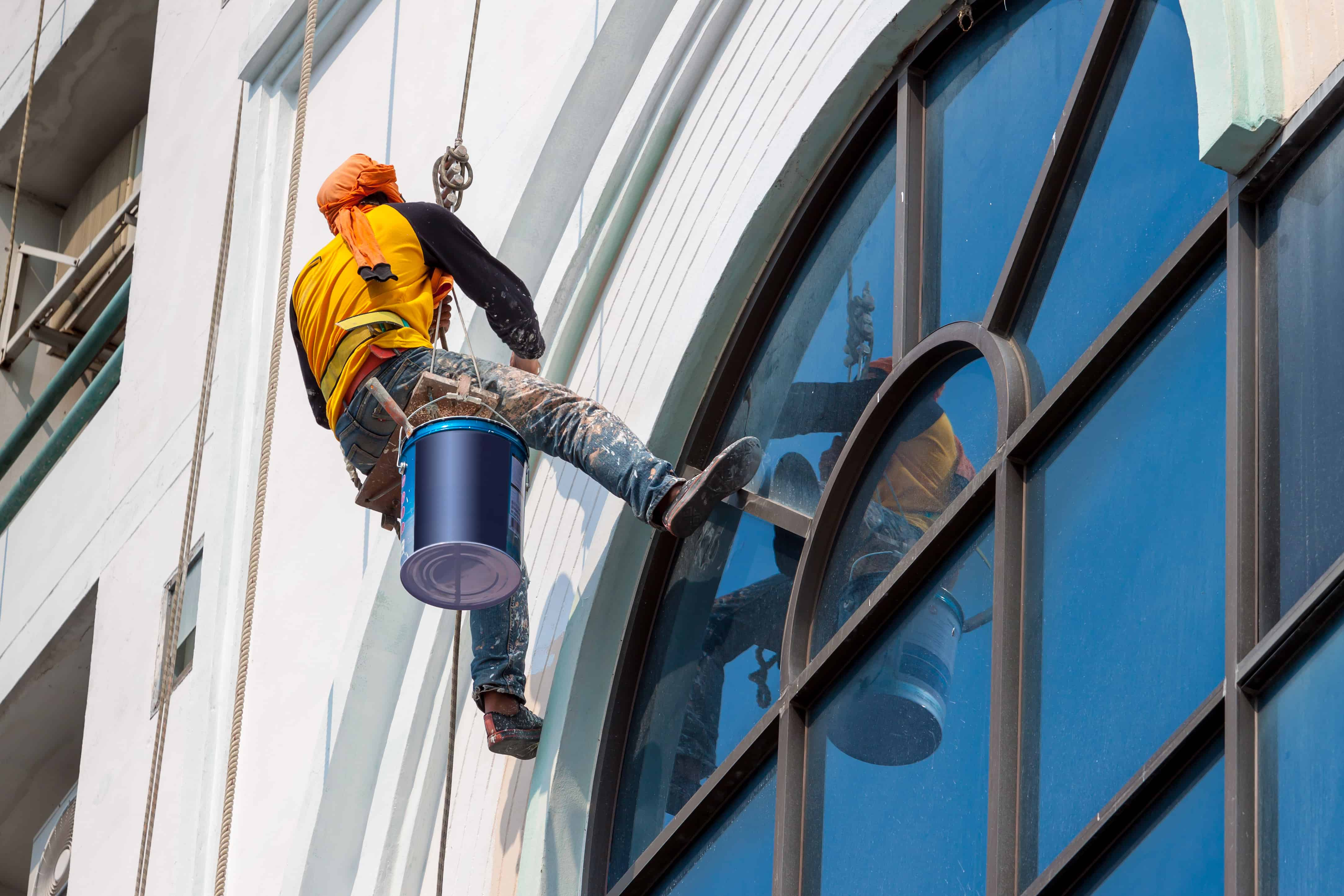 Industrial painting recoveron services for Industrial painting service