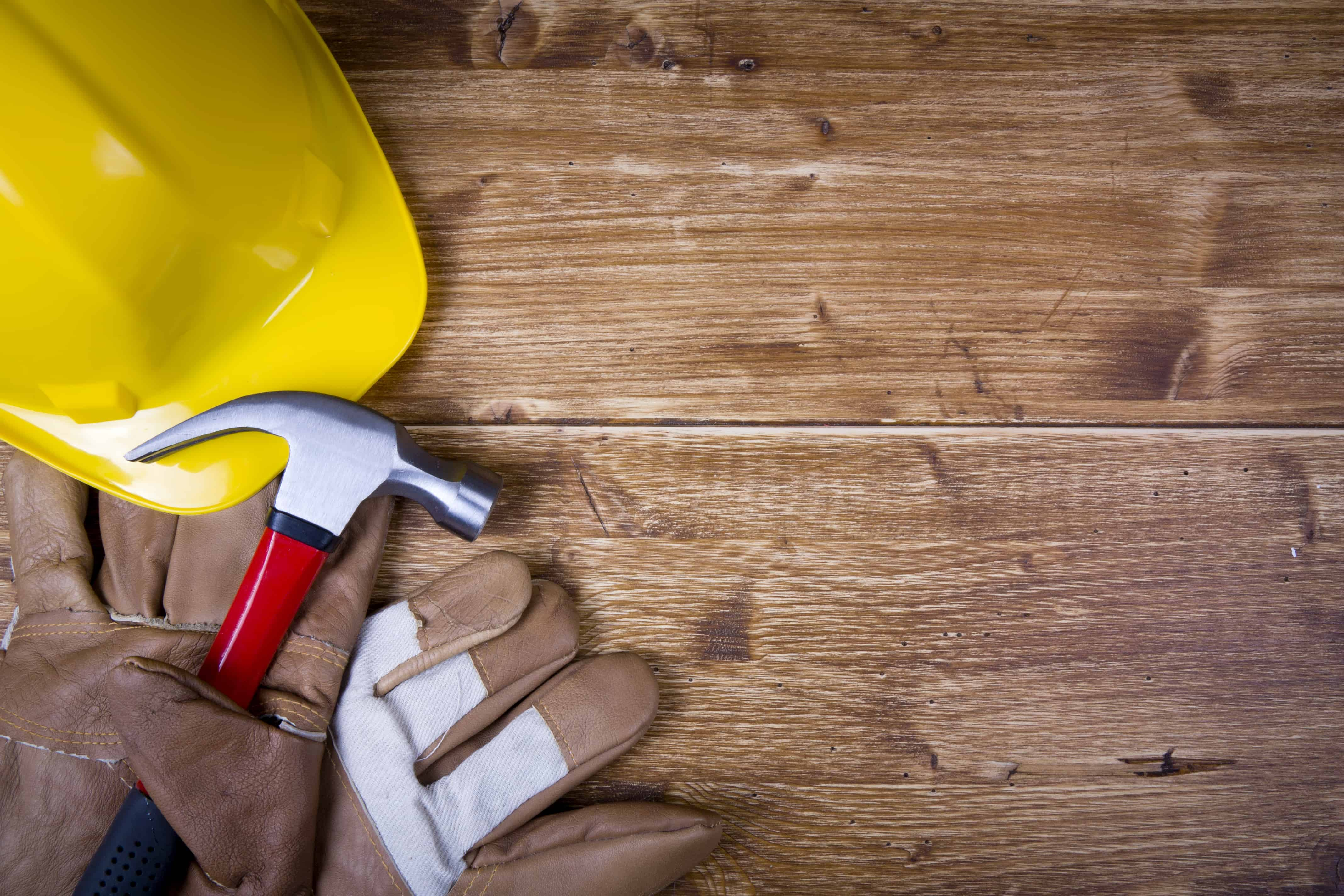 Home restoration Background