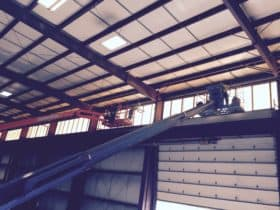 Industrial Cleaning Service, window cleaning