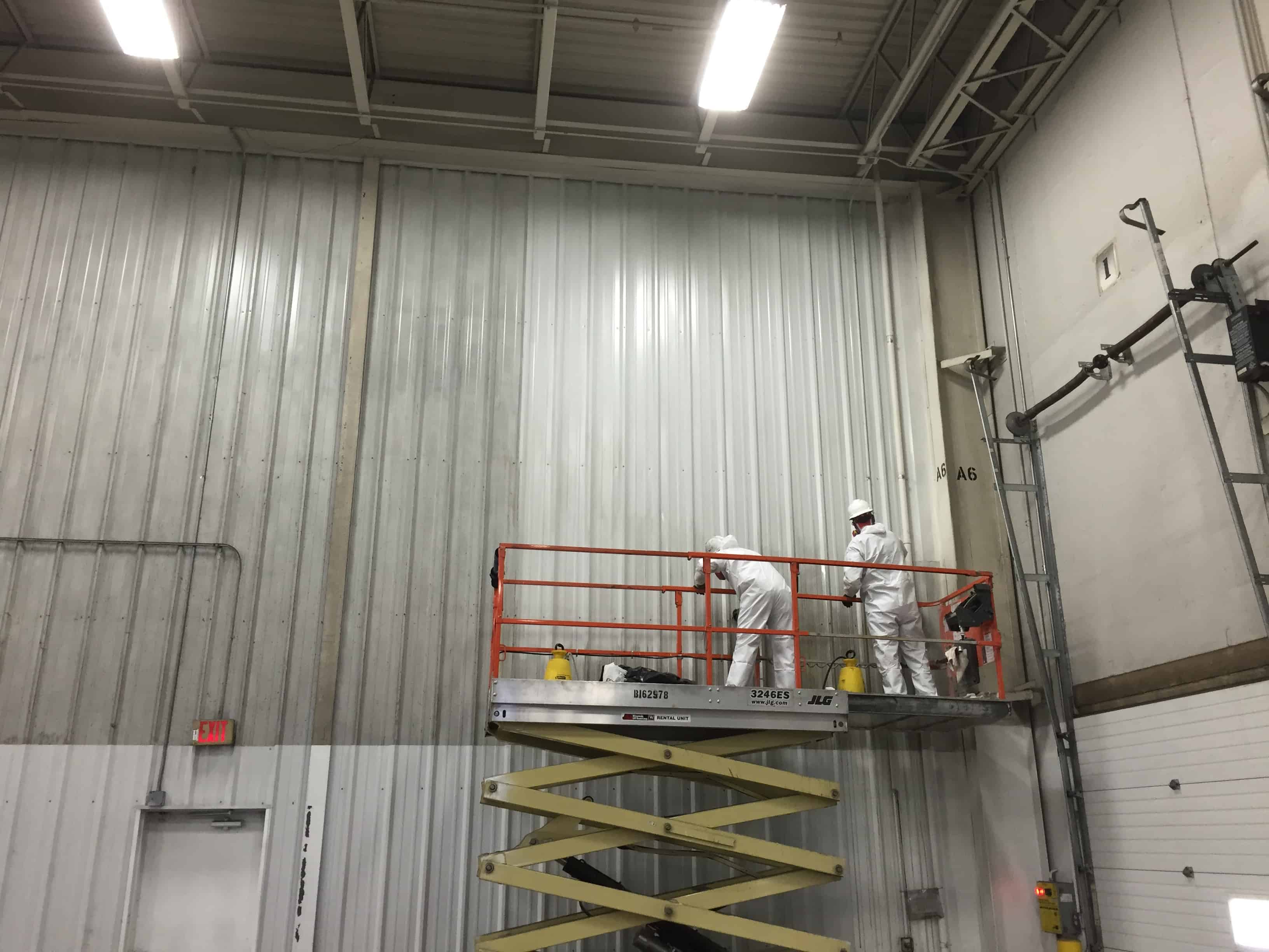 Industrial Plant Deep Cleaning Recoveron 1 800 884 0588