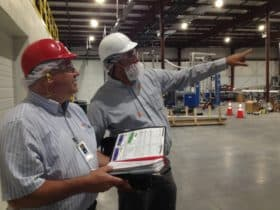 Industrial Cleaning Planning